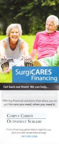 Surgiical Financing